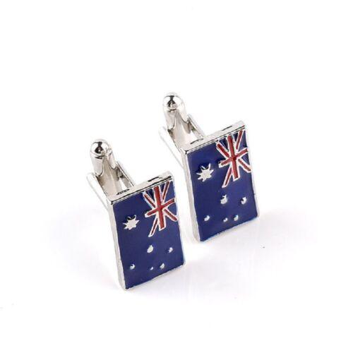 Par De Novedad Gemelos Bandera Australiana Australia bolsa de regalo de vendedor de Reino Unido