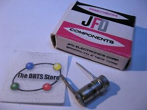 JFD-VC-9G-Glass-Piston-Variable-Trimmer-Capacitor-NOS-Qty-1