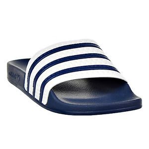 59fc06b81a0b Image is loading Adidas-Adilette-Men-039-s-Sandals-Adiblue-White-