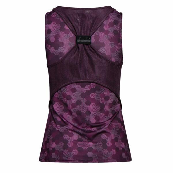 DIADORA L R. FIT TOP Damen Tennis Shirt Trainingsshirt Fitness Top102.174198 O