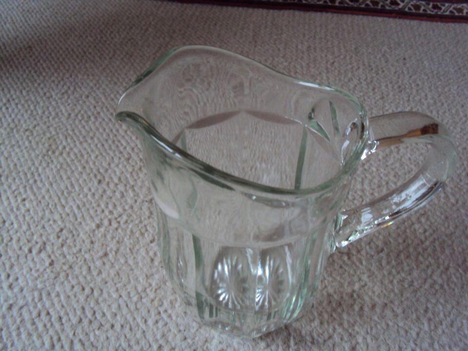 Glas, glas - kande, Chippendale - Fyns glasværk