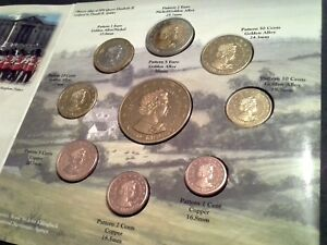 2006 One /& Two 1c /& 2c Cent Coin Uncirculated from Mint Set Very Low Mintage