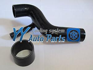 Subaru WRX GC8 Silicone Intercooler Hose 92-95 VER1-2 EJ20 Black