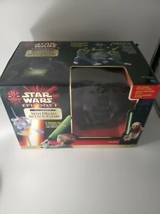 Star Wars Episode 1 Electronic Sith Droid Attack Game New Factory Sealed Box