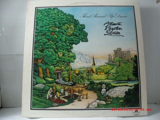 ATLANTA RHYTHM SECTION -(LP)- THIRD ANNUAL PIPE DREAM ...