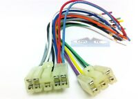 Toyota Factory Radio Install Wire Harness Ty01