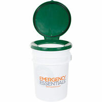 Emergency Essentials Tote-able Toilet with 2 Enzyme Packets