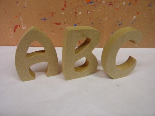 "18mm mdf wooden freestanding letters 4/""6/""8/""10/""12 HOBO FONT CHEAPEST ON"