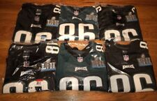 item 1 Zach Ertz Super Bowl Jersey LII 52 Patch Green Black Nike  Philadelphia Eagles -Zach Ertz Super Bowl Jersey LII 52 Patch Green Black Nike  Philadelphia ... b098b2d00