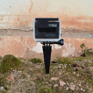 GoPro-Ground-Spike-Mount-Sand-Snow-Earth-Grass-Detachable-Adapter