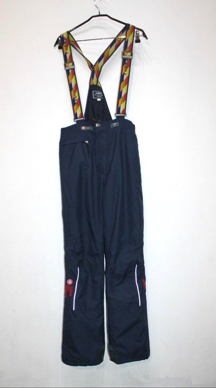 RUKKA Gore Windstopper Ski Pants Snowboard Trousers Salopettes Skiing Snow S
