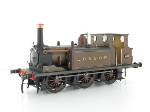 DAPOL 7s-010-009d locomotiva Terrier a1 gipsyhill Digital Sound traccia 0