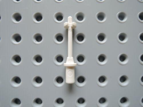 Lego 1 x Minifig Skistock Stab 3L 90540 weiß für Skifahrer col028 col119