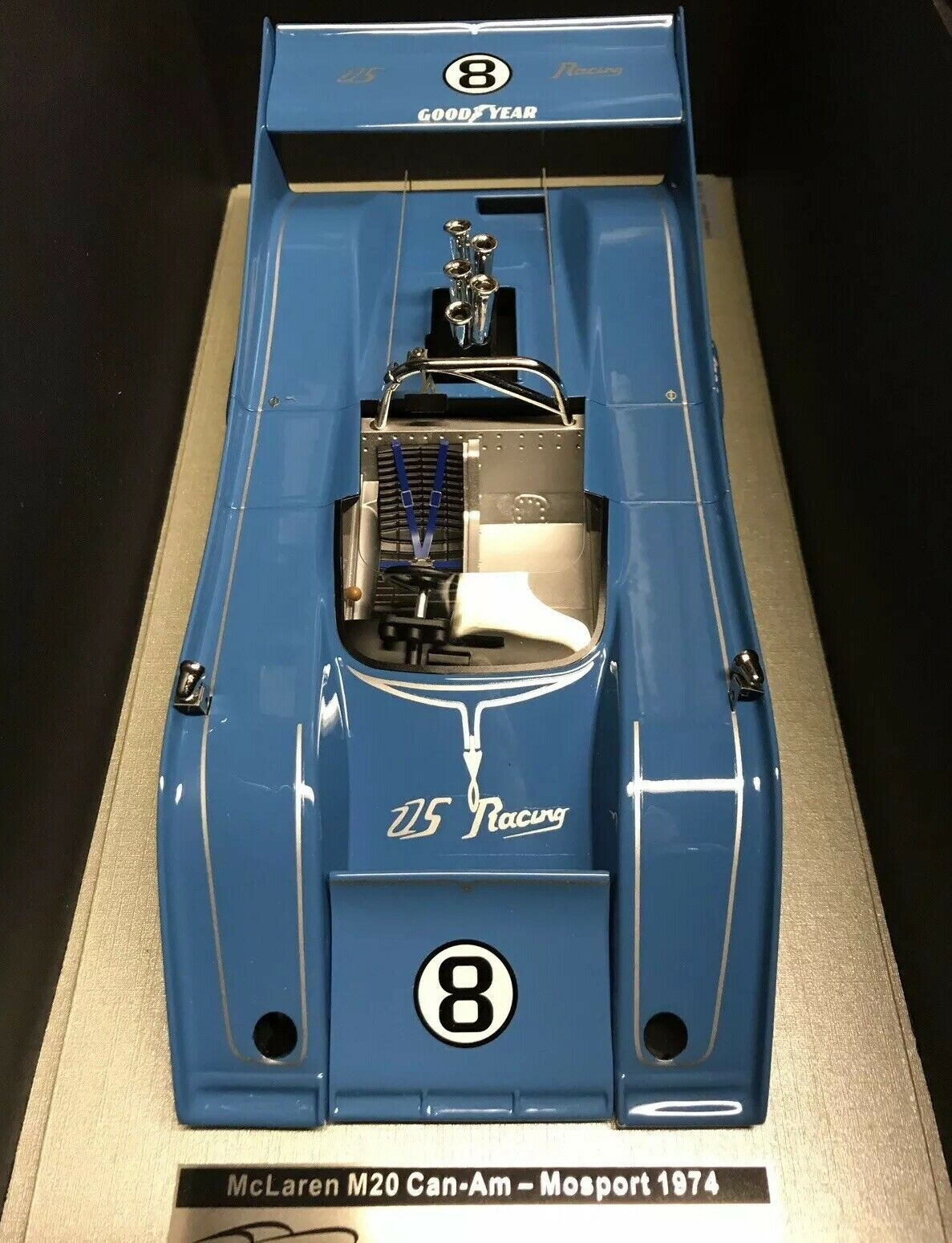 Tecnomodel 1974 McLaren M20 Mosport Can-Am 1 18 Nuevo En Caja +