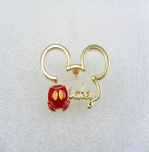 Disney-Mickey-Mouse-Metal-Enamel-Backpack-Lapel-Pin-Badge-Brooch-3-5cm-Brand-New