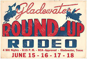 Gladewater-Round-Up-Texas-RCA-Rodeo-Print-13-x-19