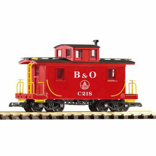 PIKO B&O Caboose C218 C218 C218 G Gauge 38827 70136c
