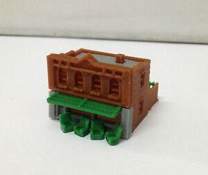 Outland Models Train Railway City Building Shop Restaurant Cafe Z Gauge 1:220