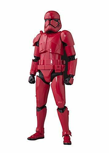 BANDAI S.H.Figuarts Sith Trooper STAR WARS The Rise of Skywalker w//Tracking NEW