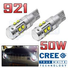 Civic 05-on FN2 Super Bright LED Reverse Light Bulb 921 W21W Cree 50w