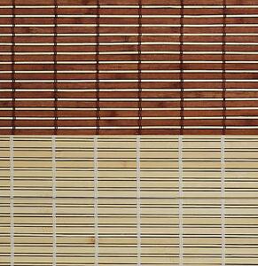 Details Zu Holz Raffstore Holzrollo Jalousie Raffrollo Bambus Fenster Rollo Seitenzugrollo