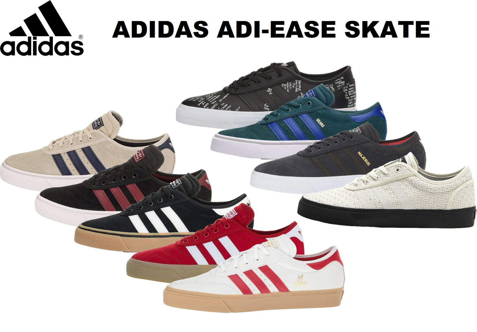 Adidas ADI EASE PREMIERE ADV Skate Shoes Sneakers NEW Seasonal price cuts, discount benefits