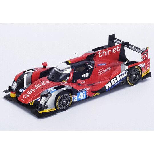 SPARK 2015 Nissan Oreca 05  46 équipe Thiriet TDS Racing 1 18New objet
