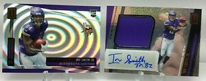IRV-SMITH-JR-JERSEY-AUTO-amp-WHIRL-SP-039-d-129-RC-2019-Unparalleled-VIKINGS