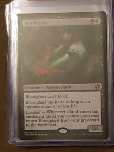 Bloodghast x1 Iconic Masters MTG NM Magic The Gathering