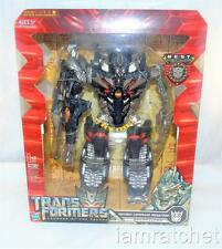 Transformers Movie ROTF Leader Class Shadow Command Megatron MISB Sealed