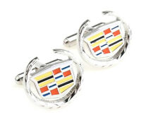 Cadillac Cufflinks - Groomsmen Gift - Men's Jewelry - Gift Box