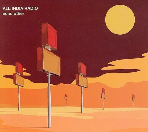 All India Radio Echo Other Dance 1 Disc CD - $24.99