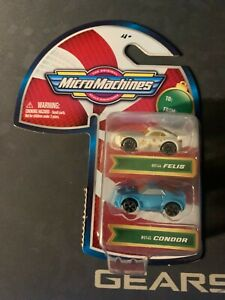 Micro Machines ~ 2020 Christmas//Holiday ~ Felis /& Condor