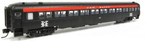 Rapido-N-Scale-509107-New-Haven-NH-Osgood-Bradley-Coach-Car-Road-8237-New