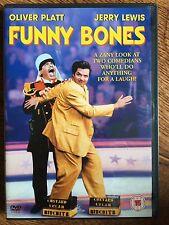 Oliver Platt Reed Jerry Lewis Lee Evans FUNNY BONES ~ 1995 British Comedy UK DVD