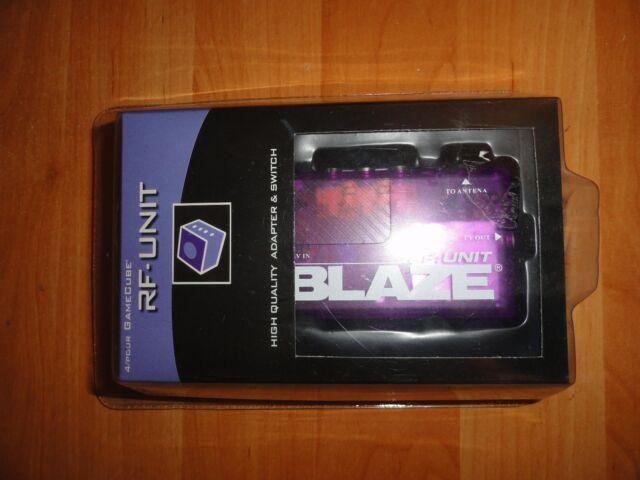 BLAZE Game Cube RF - Unit für Nintendo GC