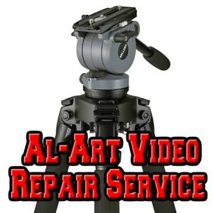 REPAIR-Service-for-Miller-DS10-Fluid-Head