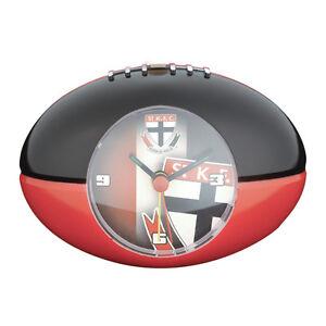 St-Kilda-Saints-AFL-Footy-Desk-Alarm-Clock-AFL-OFFICIAL-MERCHANDISE