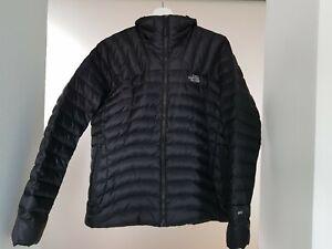 sale retailer b3eea 55399 Details zu Daunenjacke Winterjacke Jacke Damen The North Face Trevail Gr. L  schwarz
