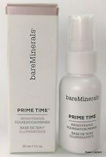 bareMinerals Prime Time Foundation Primer Brightening ~ Full Size