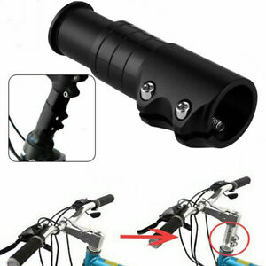 MTB-Bike-Handlebar-Fork-Stem-Extender-Bicycle-Extension-Head-Up-Riser-Adapter
