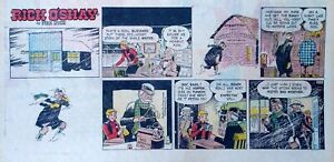 Rick-O-039-Shay-by-Stan-Lynde-full-color-Sunday-comic-page-March-21-1965