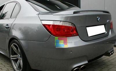 Automobile Posteriore Coda For M5 E60 TETTO Spoiler 2006-2010 520 525li 528li alta qualit/à Ala ABS Materiale parte posteriore dellautomobile di Primer colori posteriore ROOF Spoiler Car Rear Trunk Co