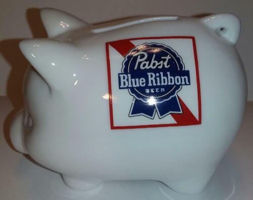 "A Charming Pabst Blue Ribbon 3 3//4/"" Long Piggy Bank #3"