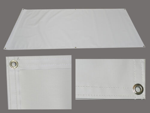 grommets 13oz Hem 4 Blank Vinyl Sign Banners Premium Coated 3 X 3 ft