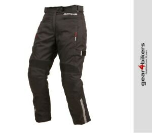 Buffalo Turin Ladies Textile Motorcycle Armoured Pant Scooter Jean Trouser Pants