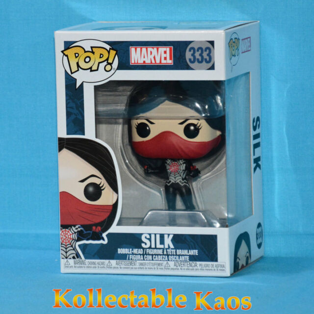 Figurine Marvel Silk Exclusive Pop 10cm