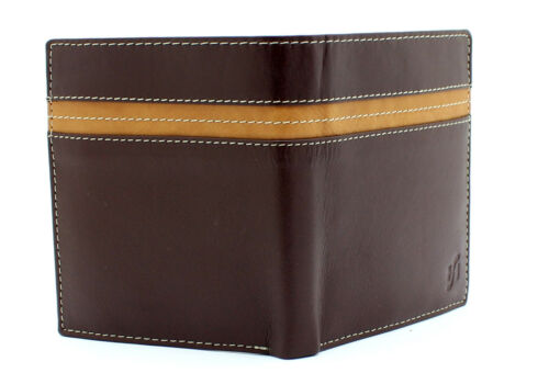 New Starhide Ladies Brown Real Leather Wallet Womens Purse Cardholder 1130
