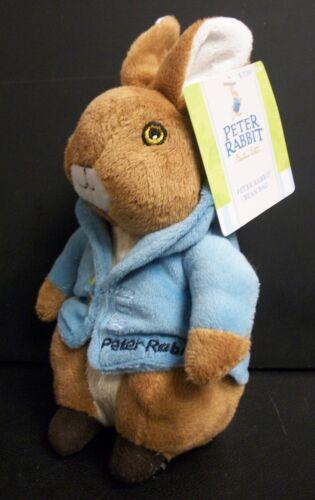 "NEW BEATRIX POTTER PETER RABBIT 7/"" BEAN BAG PLUSH FOR EASTER BASKETS"