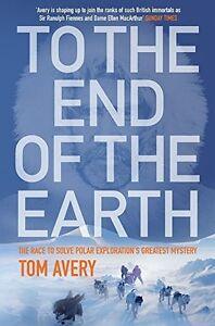 Tom-Avery-pour-The-End-Of-The-Terre-Tout-Neuf-Livraison-Gratuite-Ru
